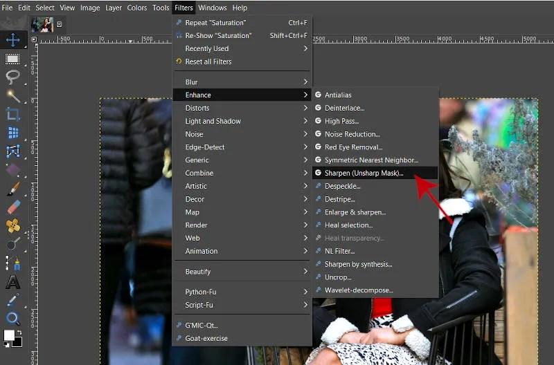 Kuidas suurendada liikmeid fotodega