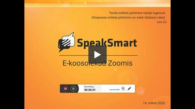 Lae Kuidas Zoom liikme allalaadimine video koos